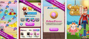 Candy Crush Saga האפליציה הרווחית ביותר באפסטור